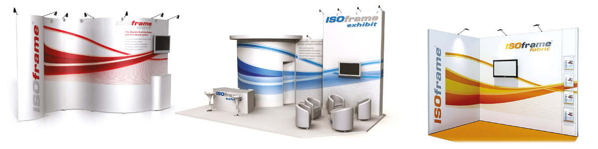 stand isoframe - amiral studio