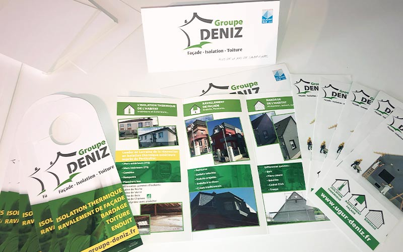flyer groupe deniz